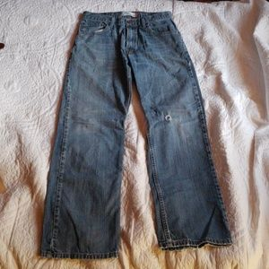 Men's Levi ~work jeans~ Relaxed Straight fit